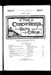 The Concordiensis, Volume 11, Number 9 by H. C. Mandeville