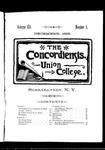The Concordiensis, Volume 12, Number 3