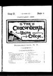 The Concordiensis, Volume 12, Number 4 by James Howard Hanson