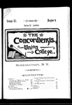 The Concordiensis, Volume 12, Number 8 by James Howard Hanson