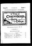 The Concordiensis, Volume 12, Number 9