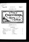 The Concordiensis, Volume 13, Number 1 by F. E. Hawkins