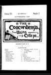 The Concordiensis, Volume 13, Number 2 by F. E. Hawkes