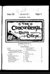 The Concordiensis, Volume 13, Number 6 by F. E. Hawkes