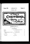 The Concordiensis, Volume 13, Number 9