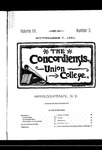 The Concordiensis, Volume 15, Number 3 by H. B. Williams