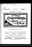The Concordiensis, Volume 15, Number 11 by H. B. Williams