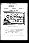 The Concordiensis, Volume 15, Number 12 by H. B. Williams