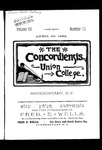 The Concordiensis, Volume 15, Number 13 by H. B. Williams