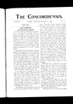 The Concordiensis, Volume 16, Number 12 by George T. Hughes