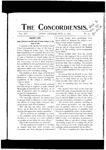 The Concordiensis, Volume 16, Number 15 by George T. Hughes
