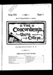 The Concordiensis, Volume 18, Number 4