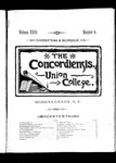 The Concordiensis, Volume 18, Number 6 by Clarke Winslow Crannell