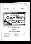 The Concordiensis, Volume 18, Number 7 by Clarke Winslow Crannell