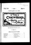 The Concordiensis, Volume 18, Number 8 by Clarke Winslow Crannell