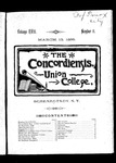 The Concordiensis, Volume 18, Number 11 by Clarke Winslow Crannell