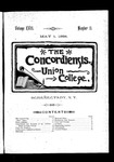 The Concordiensis, Volume 18, Number 13 by Clarke Winslow Crannell