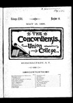 The Concordiensis, Volume 18, Number 14 by Clarke Winslow Crannell