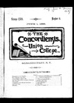 The Concordiensis, Volume 18, Number 15 by Clarke Winslow Crannell