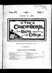 The Concordiensis, Volume 18, Number 17