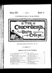 The Concordiensis, Volume 18, Number 18