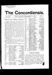 The Concordiensis, Volume 20, Number 1 by F. Packard Palmer