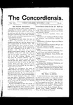The Concordiensis, Volume 20, Number 2
