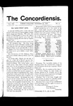 The Concordiensis, Volume 20, Number 4