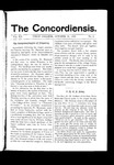 The Concordiensis, Volume 20, Number 6 by F. Packard Palmer