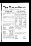 The Concordiensis, Volume 20, Number 7 by F. Packard Palmer