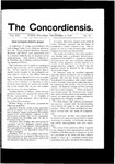 The Concordiensis, Volume 20, Number 10 by F. Packard Palmer
