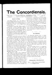 The Concordiensis, Volume 20, Number 11 by F. Packard Palmer