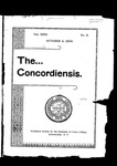 The Concordiensis, Volume 23, Number 2 by Philip L. Thomson