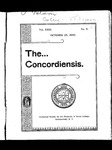 The Concordiensis, Volume 23, Number 5 by Philip L. Thomson