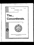 The Concordiensis, Volume 23, Number 6