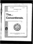 The Concordiensis, Volume 23, Number 7 by Philip L. Thomson