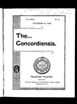 The Concordiensis, Volume 23, Number 8 by Philip L. Thomson