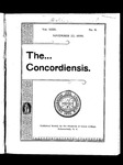 The Concordiensis, Volume 23, Number 9 by Philip L. Thomson