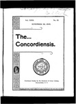 The Concordiensis, Volume 23, Number 10 by Philip L. Thomson