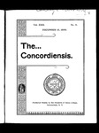 The Concordiensis, Volume 23, Number 11