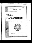 The Concordiensis, Volume 23, Number 15