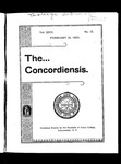 The Concordiensis, Volume 23, Number 17