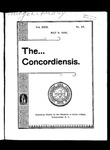 The Concordiensis, Volume 23, Number 25