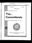 The Concordiensis, Volume 23, Number 29