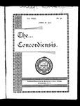 The Concordiensis, Volume 23, Number 30 by Porter Lee Merriman