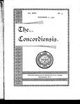 The Concordiensis, Volume 24, Number 3