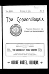 The Concordiensis, Volume 27, Number 2 by A. H. Rutledge