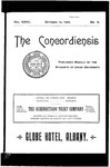 The Concordiensis, Volume 27, Number 3 by A. H. Rutledge