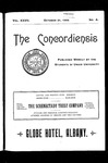The Concordiensis, Volume 27, Number 4 by A. H. Rutledge