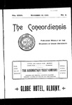 The Concordiensis, Volume 27, Number 8 by A. H. Rutledge